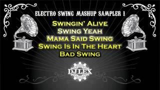 Electro Swing Mashup Compilation Vol 1