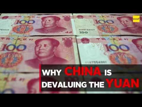 Why China Is Devaluing The Yuan