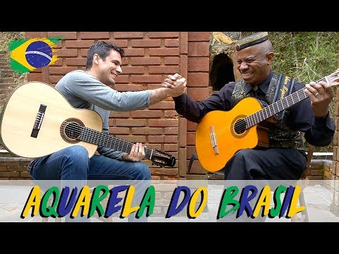 Aquarela do Brasil - (Robson Miguel / Marcos Kaiser)