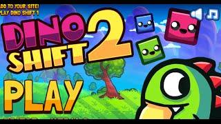 Dino Shift 2 Full Gameplay Walkthrough