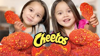 HOT CHEETOS FRIED CHICKEN *RECIPE* - HOW TO MAKE THE Best Fried Chicken Ever  Mini Phan Club