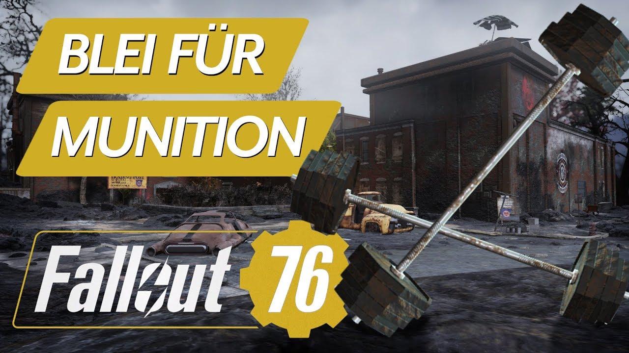 Fallout 76 Karte Deutsch.Fallout 76 Unendlich Blei Fur Munition