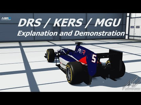DRS, KERS and MGU Explained