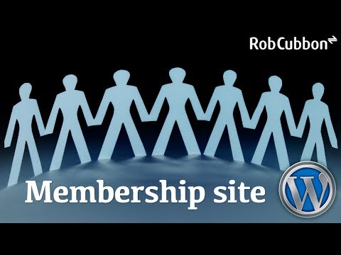 Set Up A Membership Site in WordPress in a few minutes with WishList Member