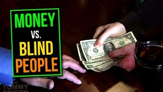 How Blind People Use Paper Money