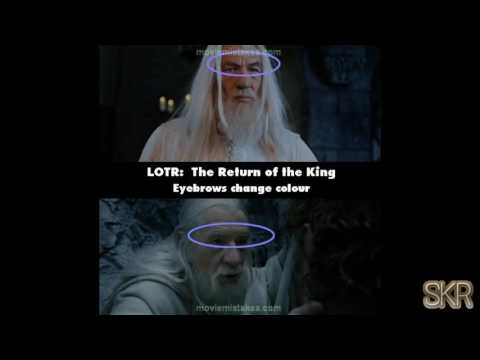 Movie Mistakes: The Lord of the Rings: The Return of the King (2003)