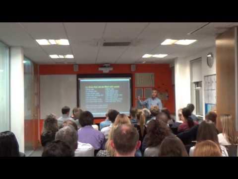 Teaching Grammar Lexically: Teacher Training Workshop