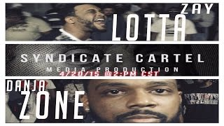 DANJA ZONE VS LOTTA ZAY//BLACK ICE CARTEL//BATTLE ON OLYMPUS