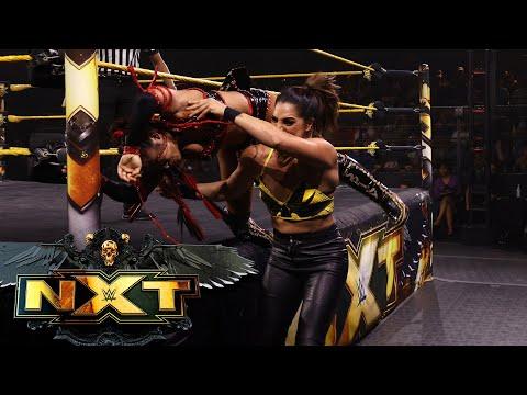 Raquel Gonzalez vs. Xia Li – NXT Women's Title Match: WWE NXT, July 20, 2021
