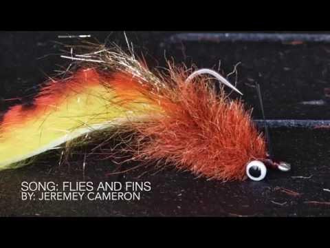 Redfish Bunny Slider Fly Tying Video