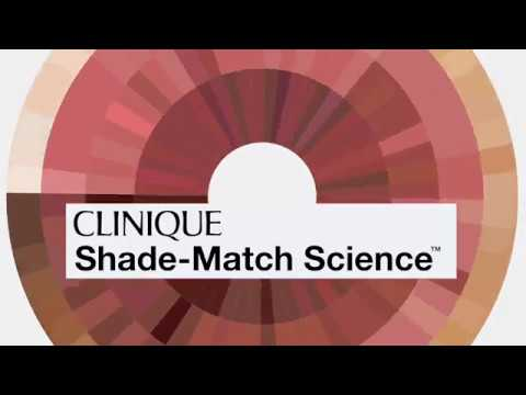 Clinique | Shade Match Science - Even Better Make Up And Even Better Pop Lip Colour Foundation