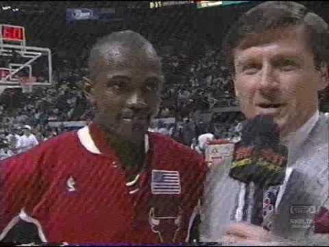 1991 NBA Shootout | All-Star Weekend | Craig Hodges WINNER