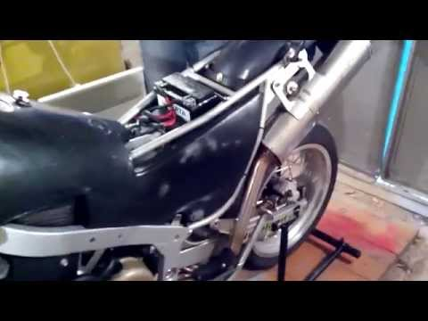 Highland Supermotard 950 v2 Installation injector