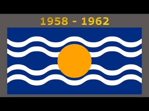 History of the Barbados flag