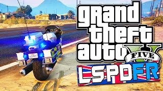 GTA 5 LSPDFR #12 - | BRITISH HIGHWAY PATROL!