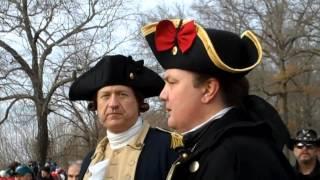On to Trenton - The Tide Turns - 2013 Washington Crossing Reenactment
