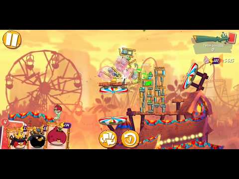 Angry Birds 2 (STELLA) Clan Vs Clan (CvC) битва кланов (Clan Battle) 19.08.2019