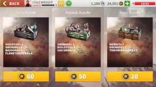 how to mod brothers in arms 3 unlimited money android