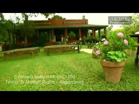 Camera Sony HXR MC1500 - Franco Bekia - Wedding in Argentina
