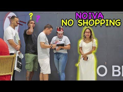 FUI DE NOIVA PARA O SHOPPING! - PERGUNTE À RAFA! #38