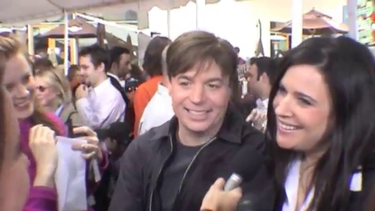 03fbfe63 Mike Myers Interview - Cat in the Hat - YouTube