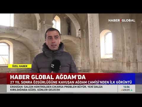 Haber Global Ağdam'da!