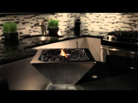 Anywhere Fireplace - Bio-Fuel Fireplaces