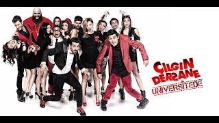 Çılgın Dersane Üniversitede 2 Bölüm Tek Parça