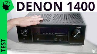 Heimkino UHD Umbau (Teil 2): Denon 1400 -