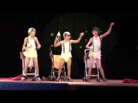 """Call Me """"Baby"""" - Nathan Hale Ray Middle School Variety Show 2012"""