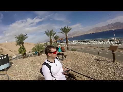 Janis \u0026 Baiba In Israel