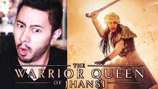 THE WARRIOR QUEEN OF JHANSI | Is This Manikarnika?? | Trailer Reaction!