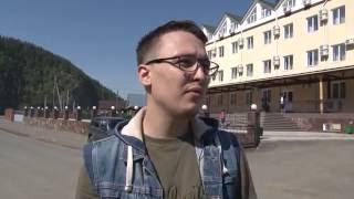 Следопыт Сплав по реке Белой 1 серия Гостиница