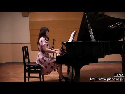 フォーレ:8つの小品 即興曲,Op.84  pf. 冨永 愛子:Tominaga, Aiko