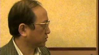 加拿大中國書法協會, 陳漢忠, Chinese Calligraphy Association of Canada, reception, 20041113