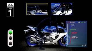 YZF-R1M Innovation - Launch Control System