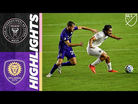 Inter Miami Orlando City Goals And Highlights