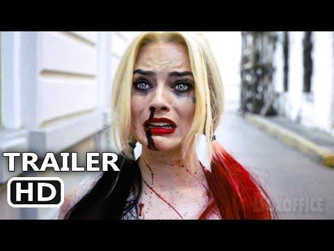 THE SUICIDE SQUAD Trailer (2021) Suicide Squad 2 Movie