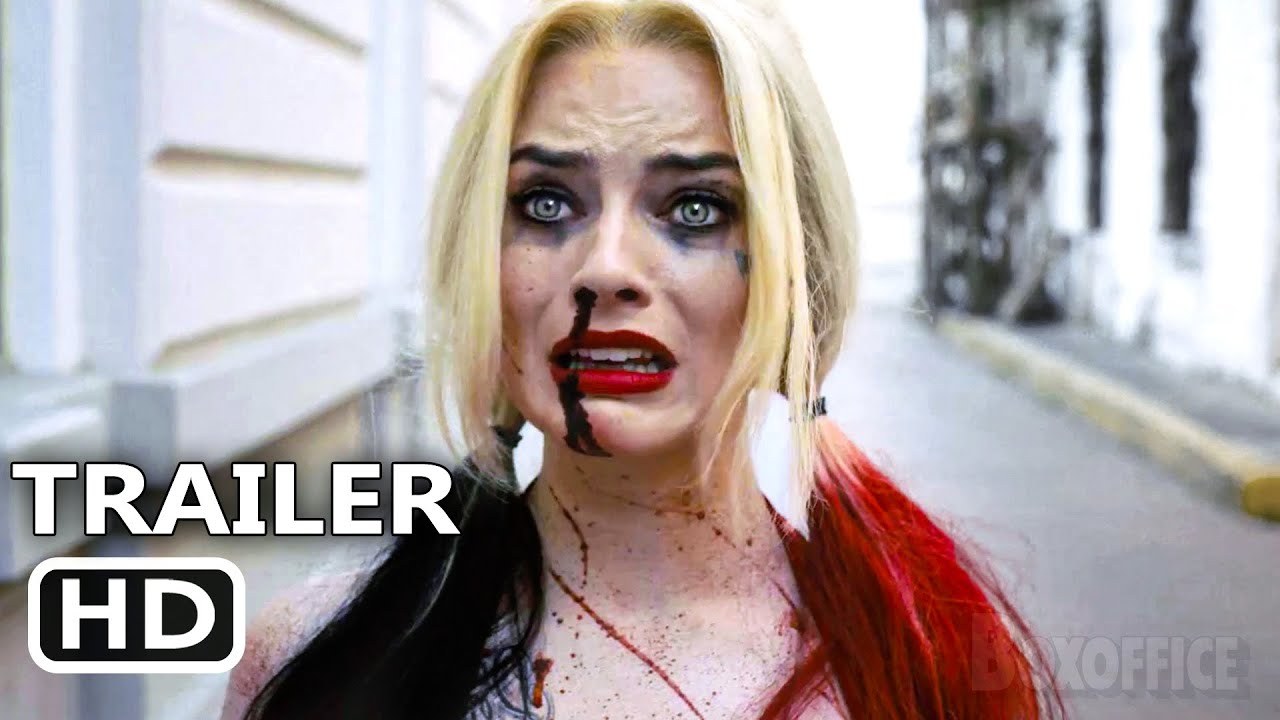 """Trailer For """"The Suicide Squad"""" Starring John Cena"""