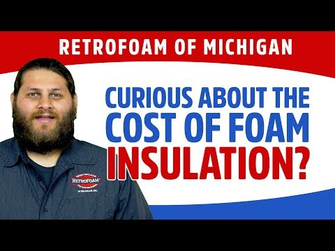 Spray Foam Insulation Cost For Different Areas Of The Home