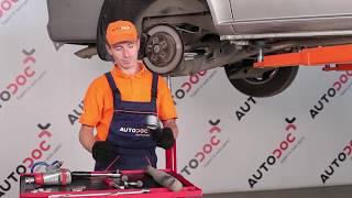 Jak wymienić amortyzatory tyłne w MERCEDES-BENZ VIANO W639 TUTORIAL | AUTODOC