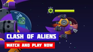 Clash of Aliens · Game · Gameplay