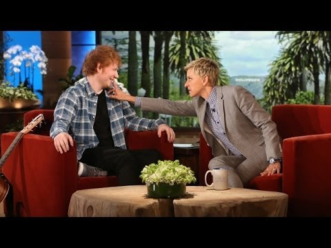 Thumbnail: Who Is Ed Sheeran Writing Songs About?