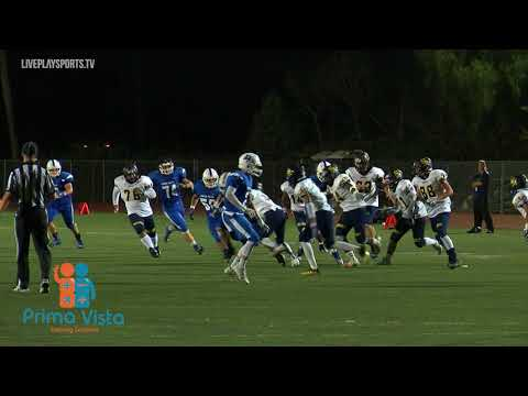 Prima Vista Tutoring Solutions Play of the Game #5 Donovan Parks