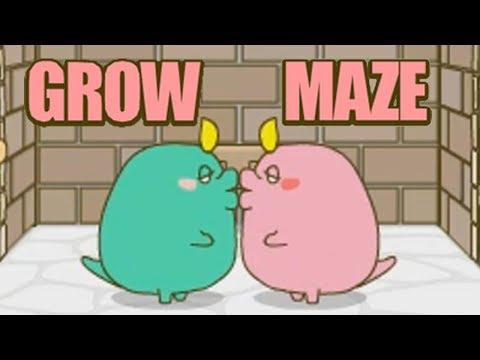 【EYEZMAZE Grow】成長球系列 - YouTube
