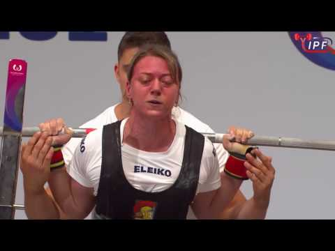 The World Games 2017 Powerlifting Middleweight Women
