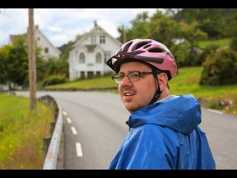 Biking The Hardangerfjord In Norway - EP. #52