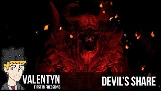 Devils Share - PC Gameplay 1440p 60 FPS