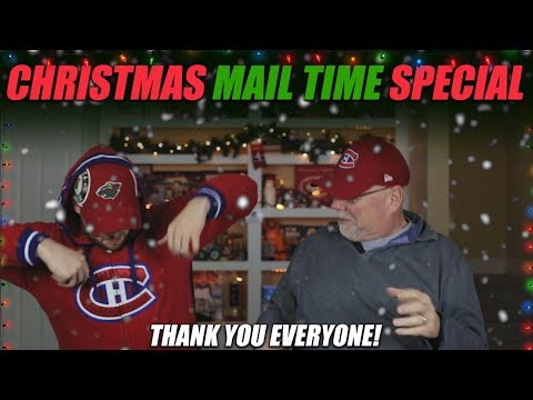 Christmas Mail time Special!