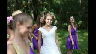 Свадьба, которая началась с торта